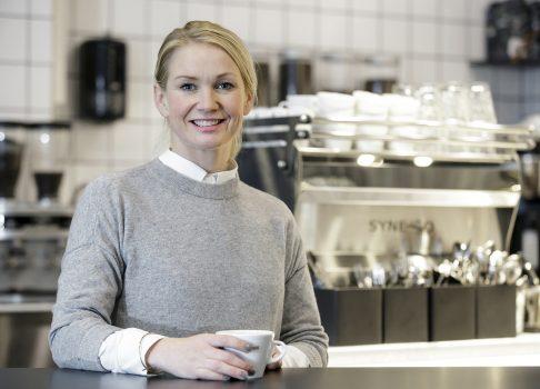 Madelene Breiling, Löfbergs